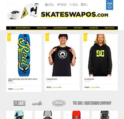 Skates Wapos